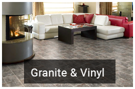 Granite & Vinyl Floors