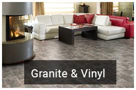 Granite & Vinyl Floors
